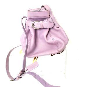 COACH Vintage Soho Lilac Leather Bag